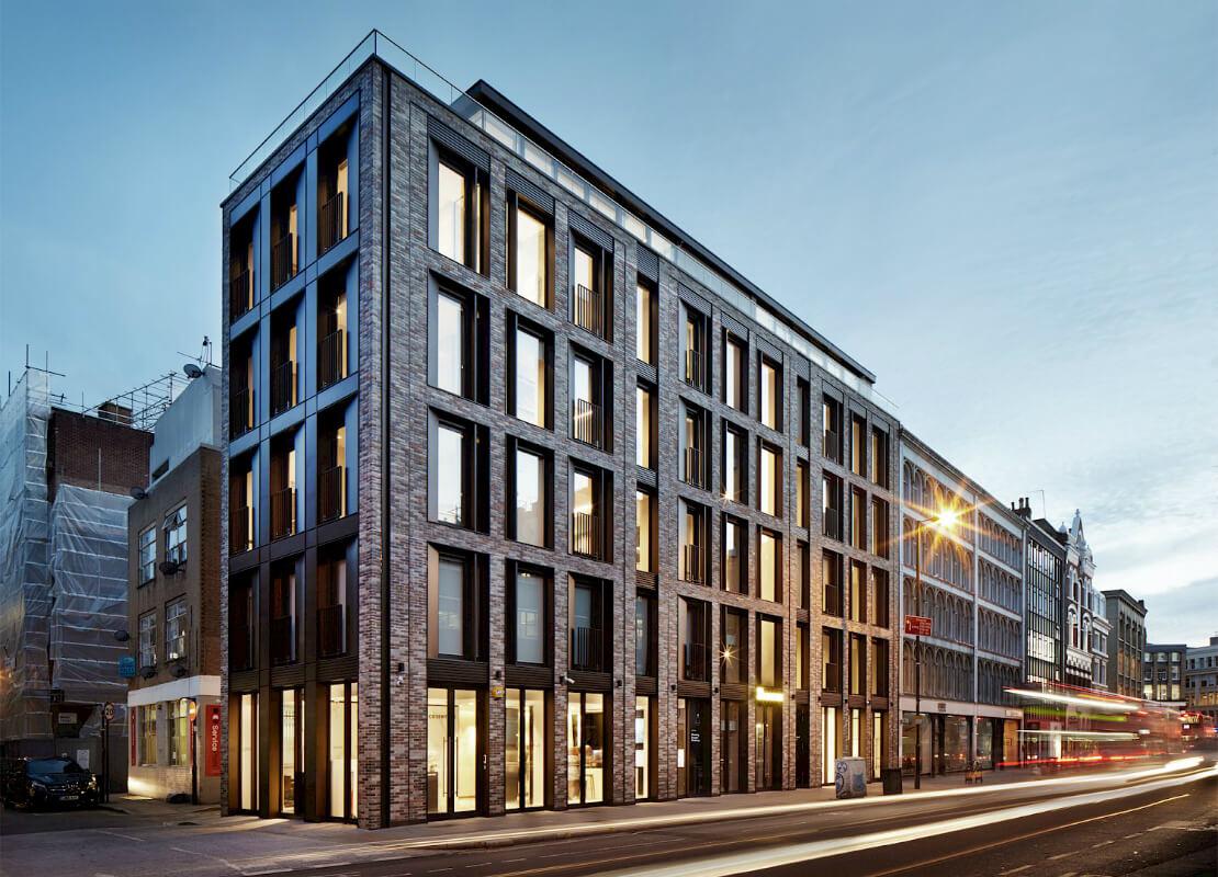 30 Old Street London Modus Construction Consultants